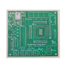 4 Layer Immersion Gold Electronic PCB OEM