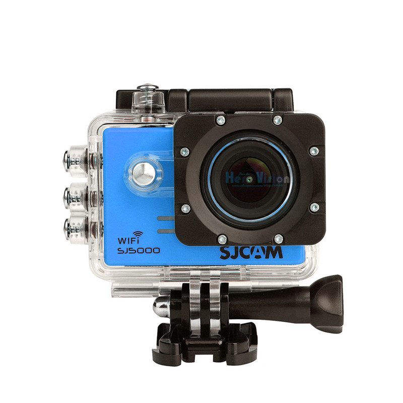 Original SJCAM SJ5000 WiFi Novatek 96655 Full HD Action GoPro Camera Style