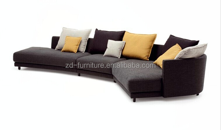 Unique home furniture modern sofa corner