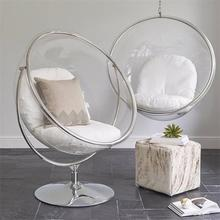 Beautiful Strong Living Room Furniture Bubble Chair Crystal Acrylic Hanging Bubble Chair For Kids