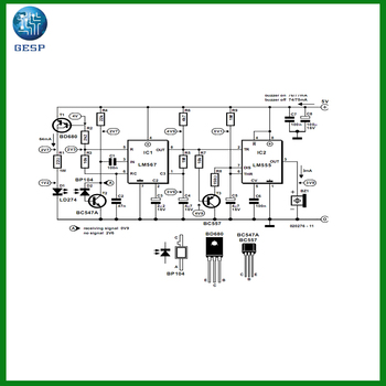 Electrical Generator Avr Circuit Diagram Schematic Pcb Design - Buy ...