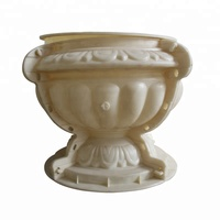 China factory lace flower pot plastic injection mold for sale