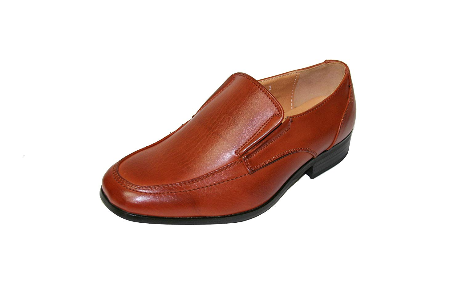 7a449352c038 Get Quotations · Loafers Shoes for Kids Boys Classic Slip On Back-to-School  Shoes (K