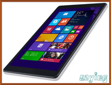 New 8 inches two cameras Quad-Core windows 8 tablet pc