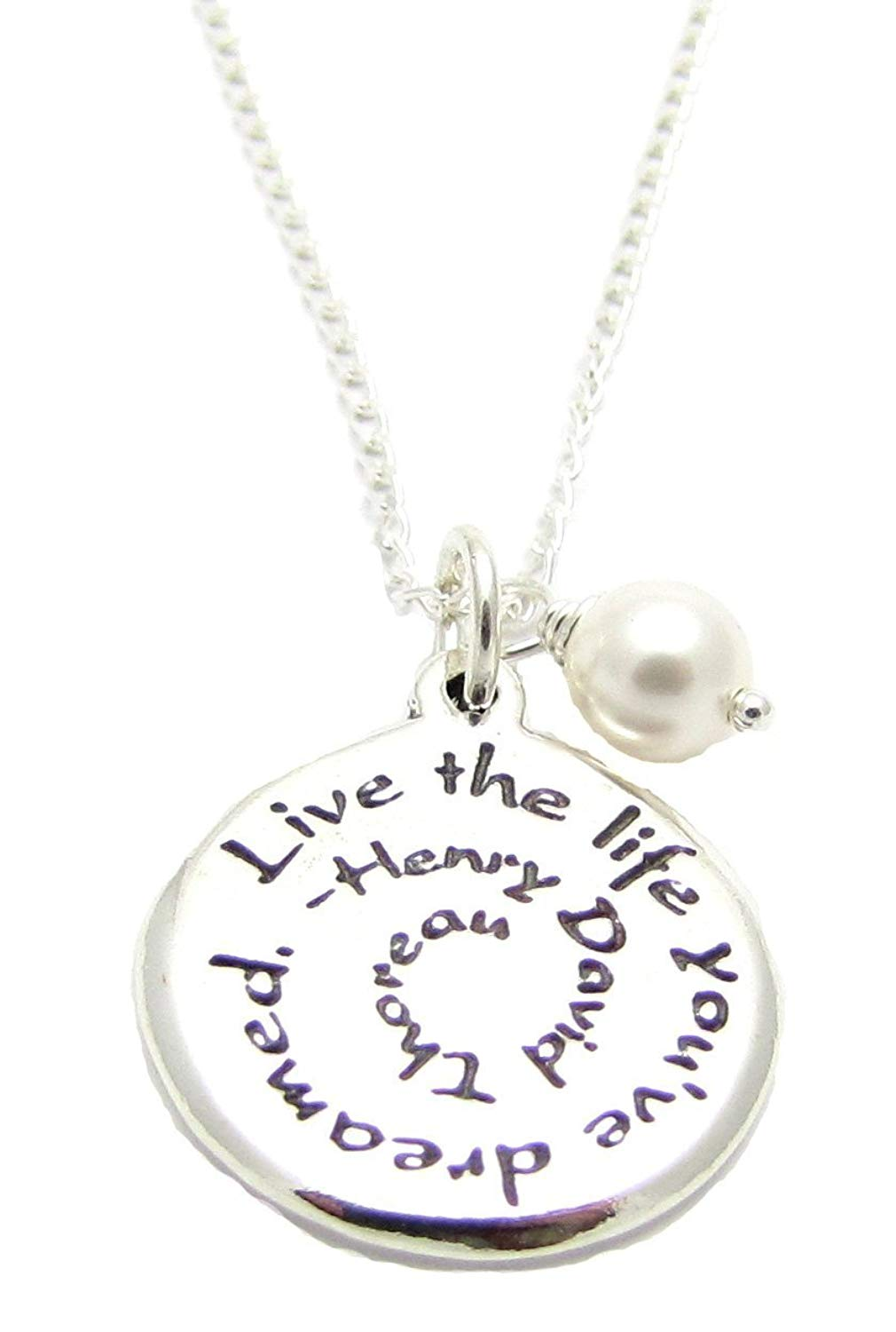 Buy Dogeared Reminder Quotnew Beginningsquot Sterling Silver