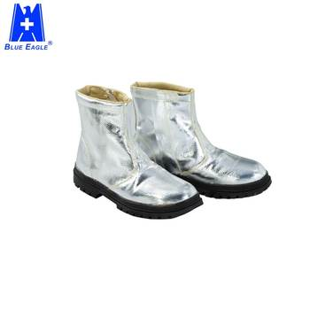 Blue Eagle Safety AL4 aluminized boots heat resistant
