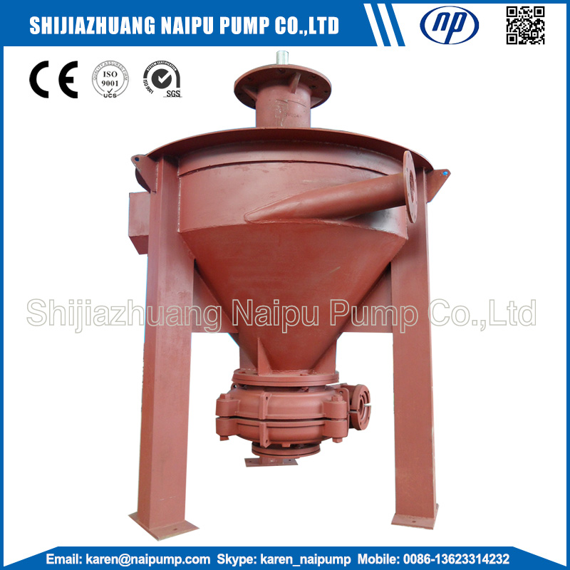 4rv Froth pump infloation processing