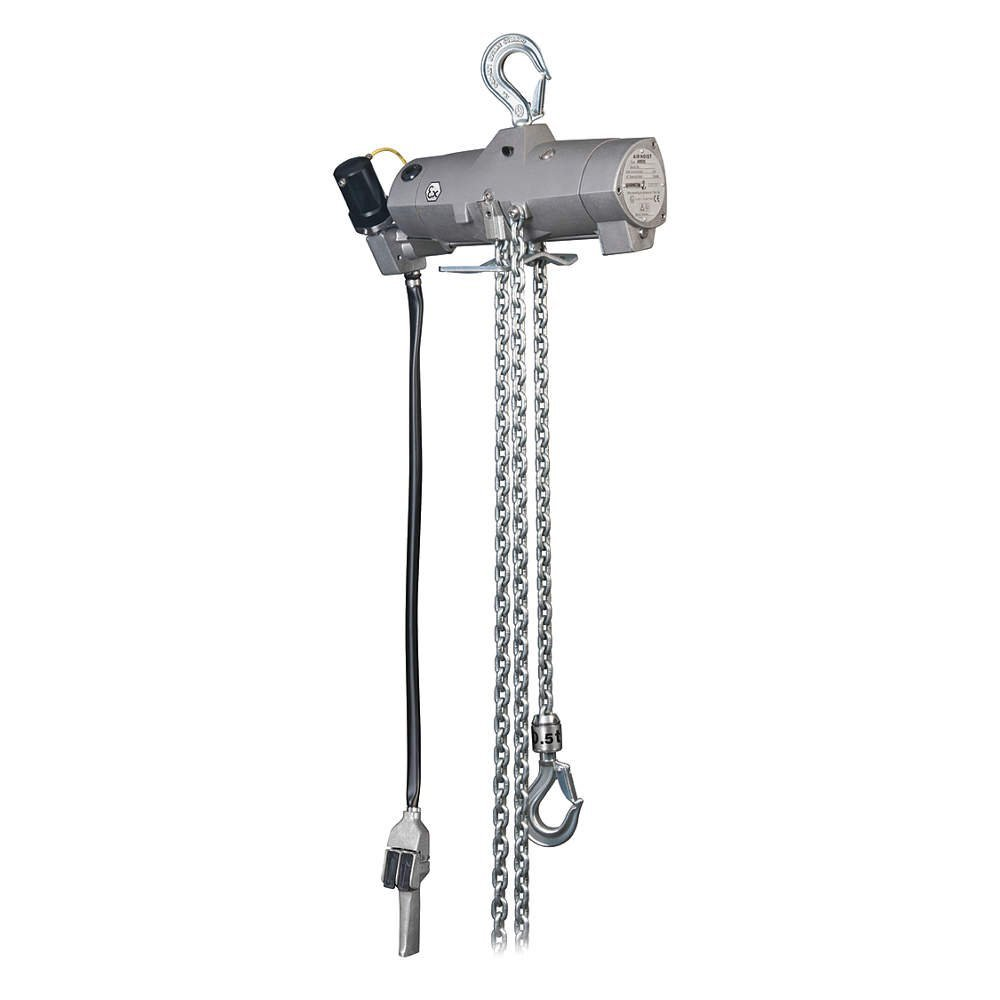 1//4 Ton Capacity Hook Mount 12 Headroom 13 Lift 90 psi Harrington Mini Cat AH Manipulator Model Air-Powered Hoist 3//8 NPT 29 fpm Max Lift Speed 0.9 Hook Opening