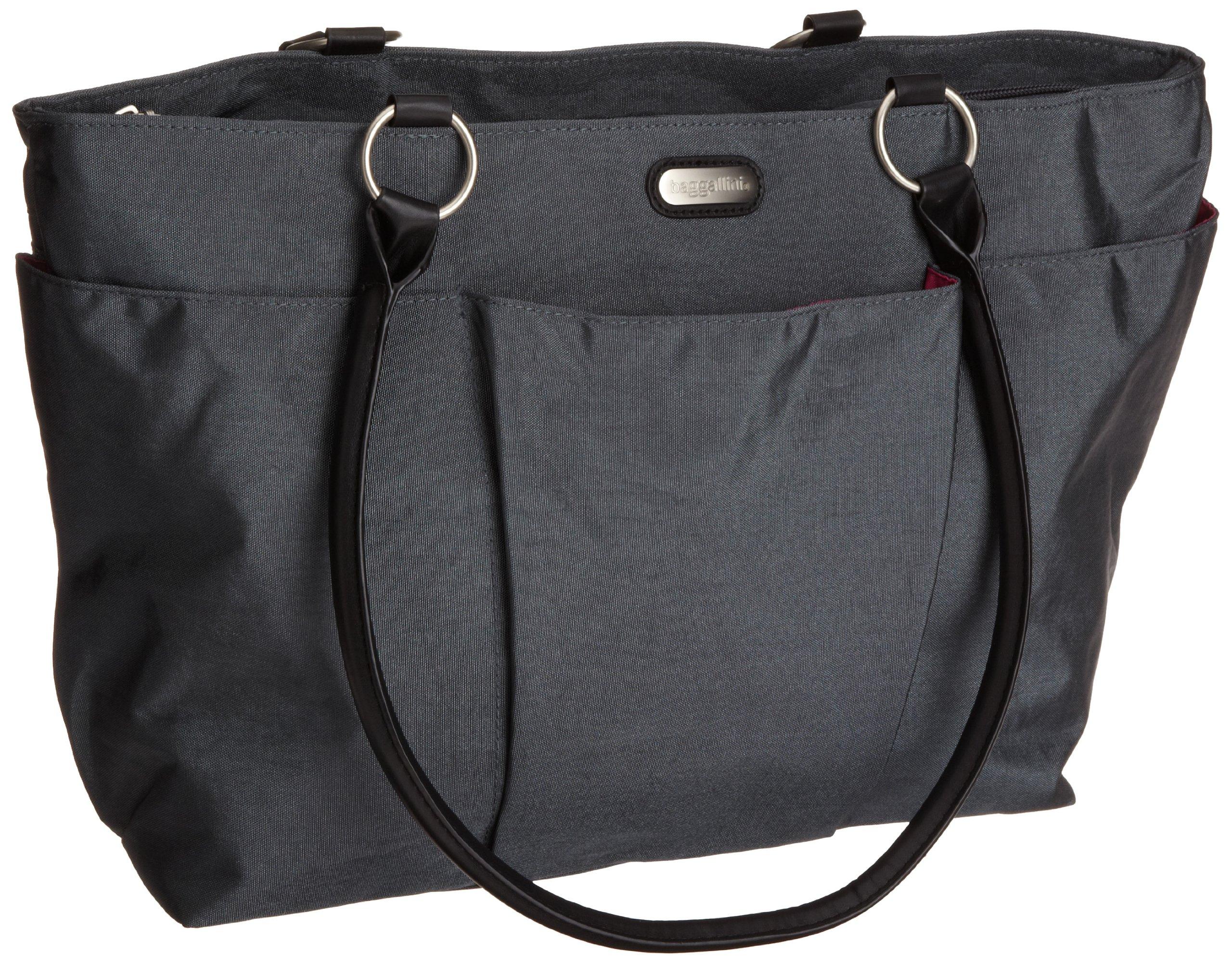 Baggallini Luggage Ala Carte Bag, Graphite, One Size
