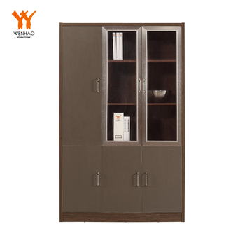 lateral sliding door hanging filing cabinet wooden modern office file cabinet