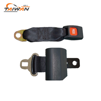 good OEM automobile 2 point retractable seat belt