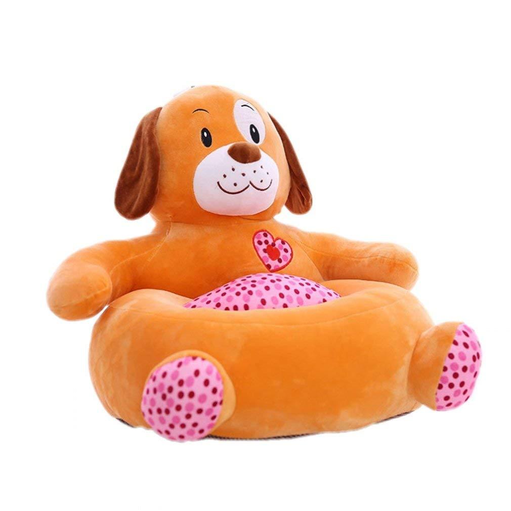 Super Cute Plush Toy Chair Seat Cover Soft Sofa Seat Cartoon Tatami Chairs