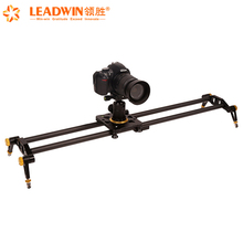 2018 Leadwin 60 cm high quality flexible carbon fiber mini slider DSLR camera handle for dolly from china