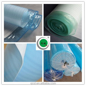 Hangzhou Factory Wholesale EVA Underlayment 2mm green EPE flooring carpet foam underlay