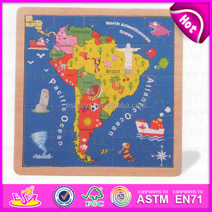 Kids super quality education map puzzlelearn part of world map 3d kids super quality education map puzzlelearn part of world map 3d wooden puzzle gumiabroncs Image collections