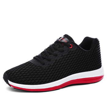 Hot sale skid resistance  sport running shoes for men