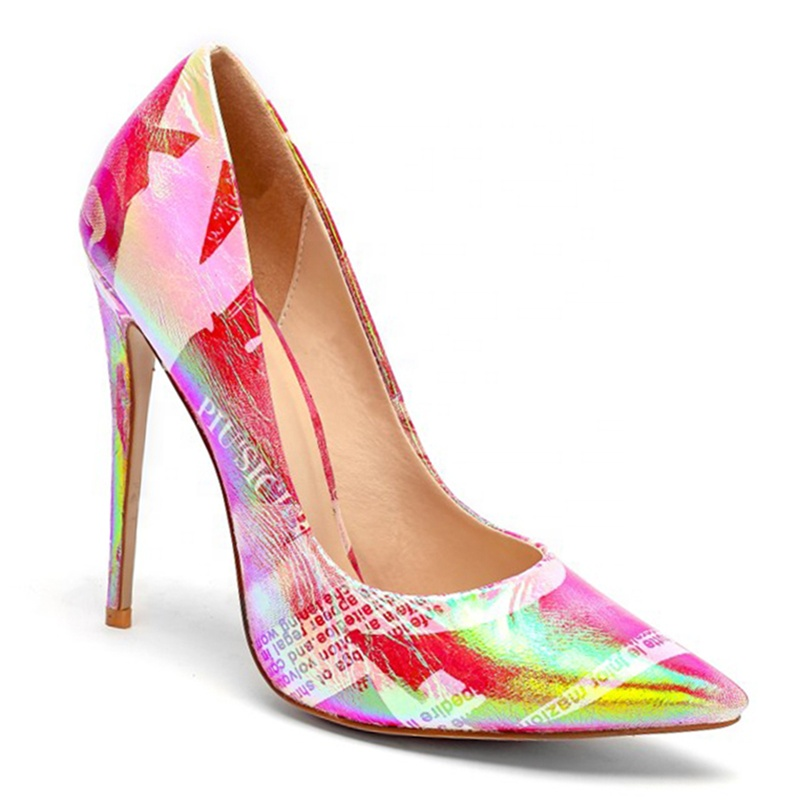 price reduced size 40 super quality 2019 Ladies Soft Pointed Toe Multicolor Patent Leather High Heel Bulk Shoes  For Women - Buy Shoe Making Supplies Heels,Red Shoes Low Heel,Dance Shoes  ...