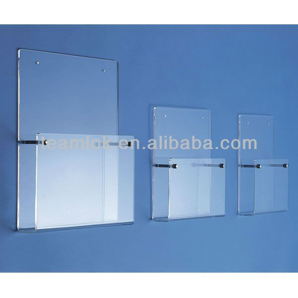 display stands wall mounted