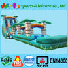 24ft high 2 lane Giant Inflatable Water Slide for sale