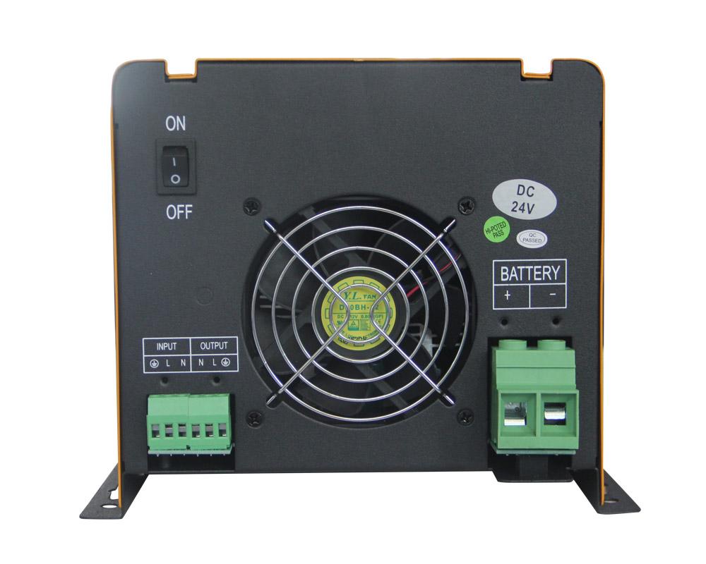 3000W 5000W 12V/24V/48V Dc Ke Ac 110V/220V Inverter Gelombang Sinus Murni