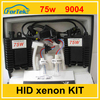 18months warranty factory price 24v 9004 75 watt hid xenon kit