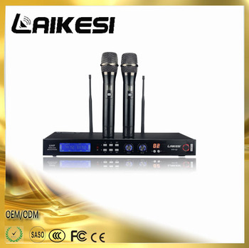 ktv q7 wireless microphone for sale view wireless microphone laikesi product details from. Black Bedroom Furniture Sets. Home Design Ideas