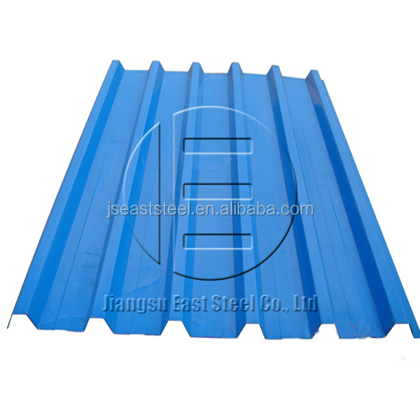 PPGI regular modified polyester coated galvanized iron sheet
