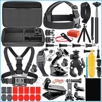new accessories set high quality digital camera dslr accessories packs kits sets for GoPros Heros 4 3