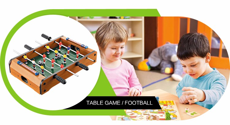 Cheap Board Adjustable Game Table Football For Children
