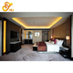 Commercial Hotel Furniture Modern Double Queen Bed Room Furniture Bedroom Set