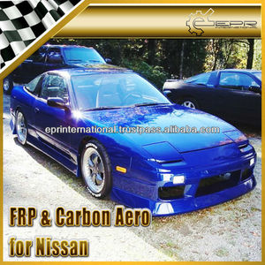 For Nissan 180SX 200SX S13 BN Sports Style Full Bumper Body Kit