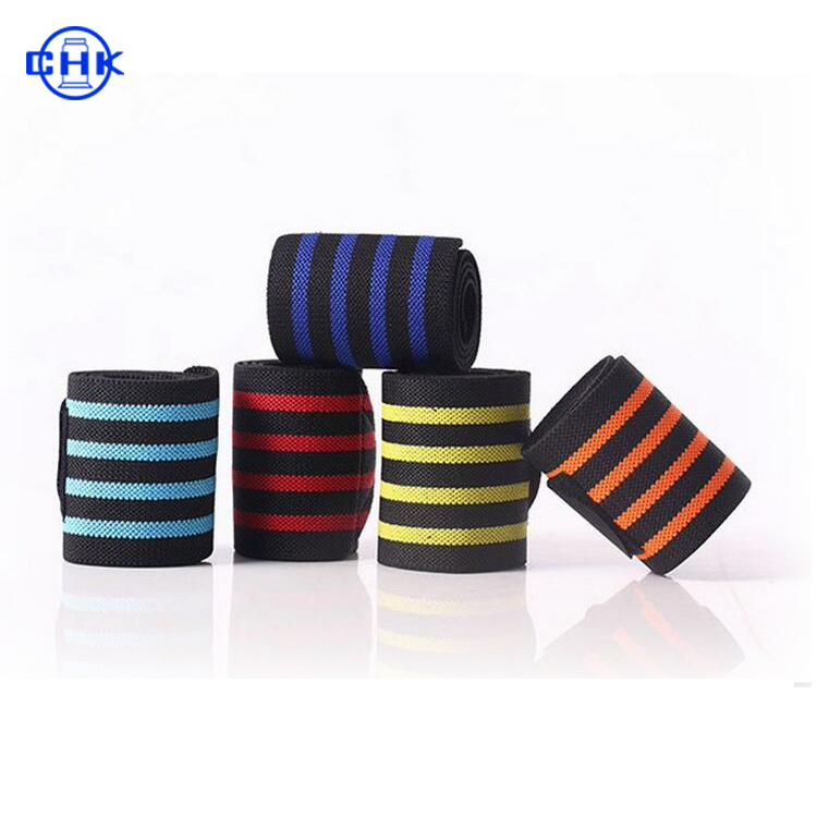 Wholesale Professional Gym Wrist Straps Support Braces Belt Protector Cross fit/Power lifting/<strong>Weight</strong> lifting Wrist Wraps