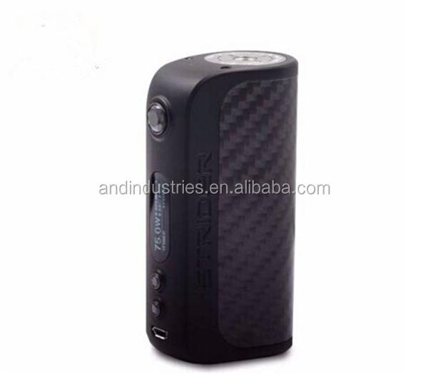 Wholesale Price 75w Box Mod Asvape Strider 75w Vape Mod In Hot ...