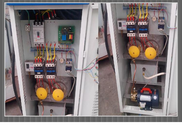 CE Certificaat Draagbare Mini Elektrische Gebruikt Stoomketel