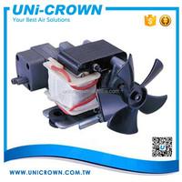 UN-10 550mmHg 2 bar 12 LPM 110V 220V AC Mini Vacuum pump / Air compressor for Medical