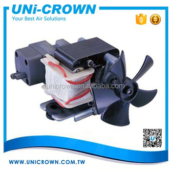 Un-10 550mmhg 2 Bar 12 Lpm 110v 220v Ac Mini Vacuum Pump / Air ...
