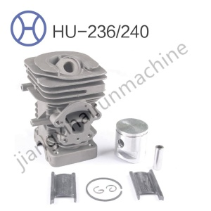 HU236/240 Chain saw cylinder assy