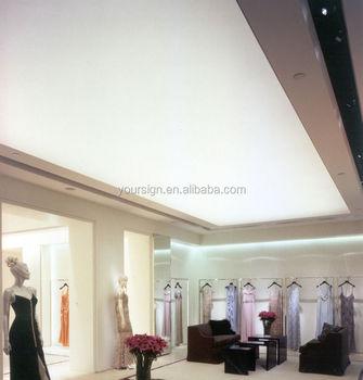 Translucent Spanplafond Film,Indoor Decoratie Pvc Plafond Film ...