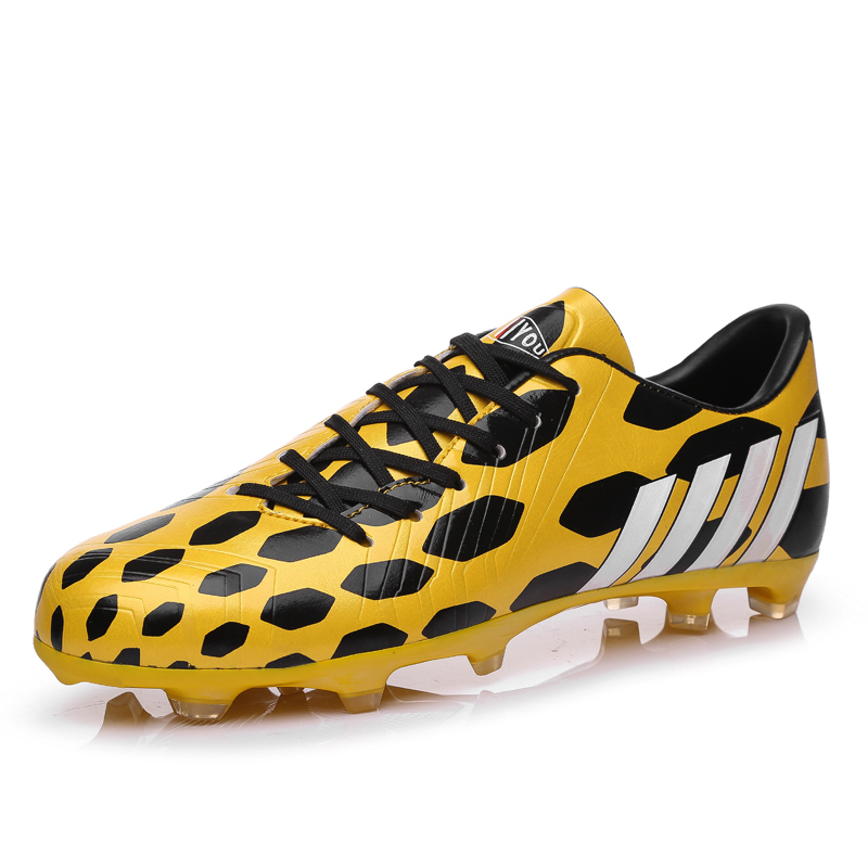 c141a1c1358 Get Quotations · New2015 F50 adiZero FG PU nail Soccer Shoes Top Quality  Men Outdoor Football Shoes Cleats Football
