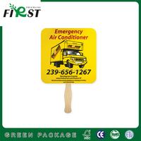 personalized promotion Beautiful colorful cheap custom mini paper hand fan