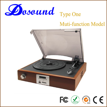 High Quality Ds2018 Customized Retro Record Player Vinyl Turntable  Wholesale - Buy Record Player Wholesale,Record Player Vinyl Turntable,High  Quality