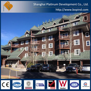Fast Building Steel Structure Modular Apartment and Hotel