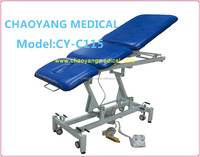 Best quanlity physiotherapy 3 Section HI-LOW electric spa massage bed