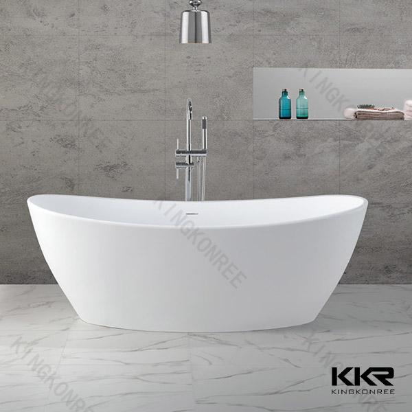 Oval Shape Solid Surface Bath Tubs Top Bath Acrylic - Buy Bathtubs ...