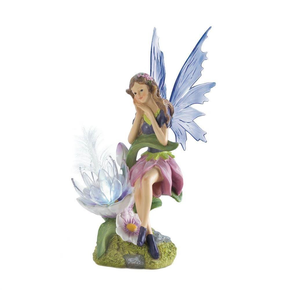 Statues Fairies Find