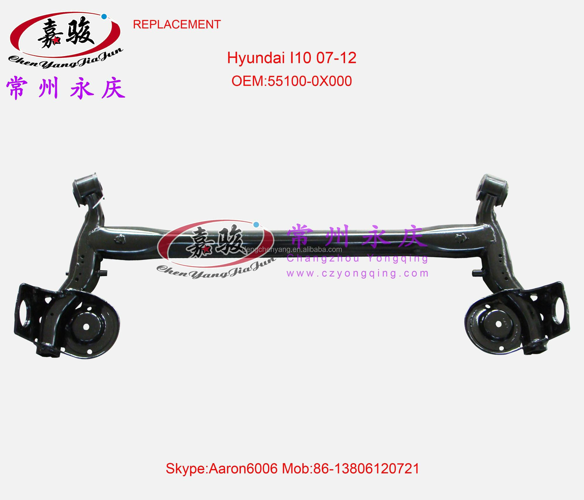 Genuine Hyundai 82401-24200 Window Regulator Assembly