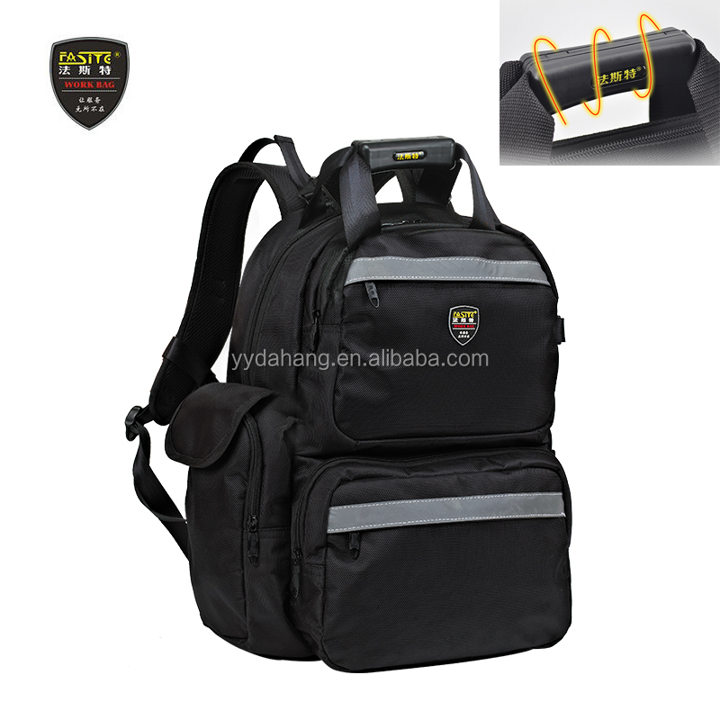 FASITE 1680D Heavy Duty Laptop Tool Backpack Bag X515