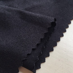 plain dyed 90% polyester 10% spandex single jersey fabric for cloth