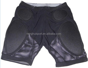 Cross-country armor pants racer crash pants sports short pants rider armor