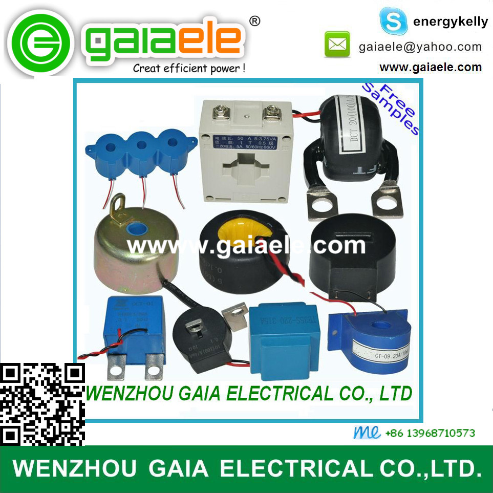 GAIA CT 0.5A 0.1 Class Current Transformer for Electronic meters